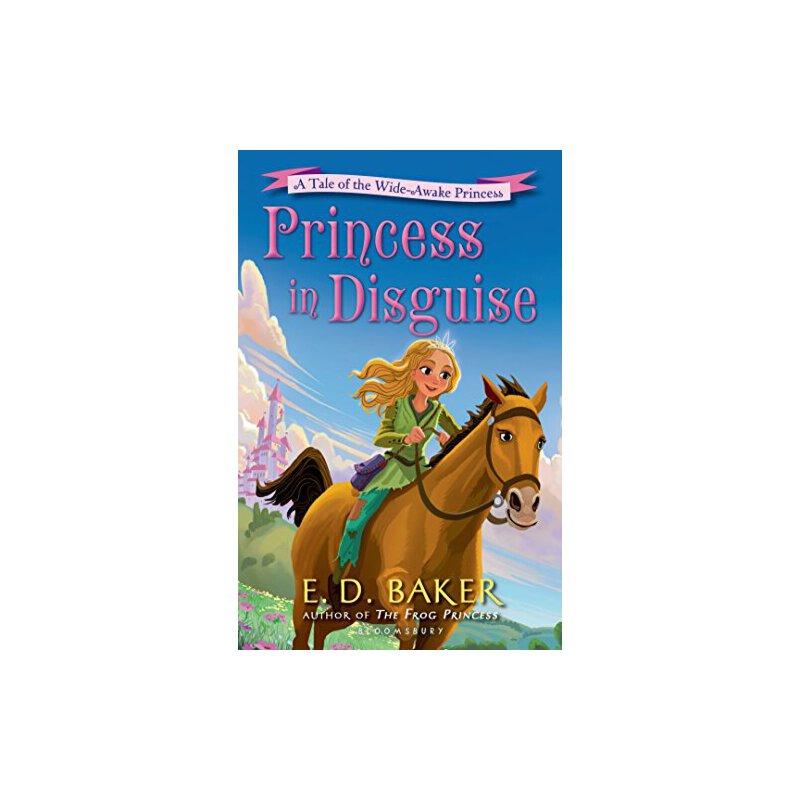 【预订】Princess in Disguise: A Tale of the Wide-Awake Princess 美国库房发货,通常付款后3-5周到货!