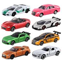 男孩小汽车玩具车跑车兰博基尼GTR丰田合金小车模型