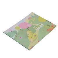 晨光图画本14页16K小时候儿童绘画填色本绘画本(1本)封面随机