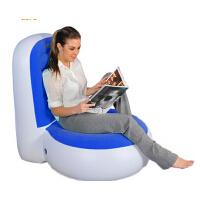 新款舒适充气加厚沙发床 沙发躺椅家居时尚单人气垫沙发