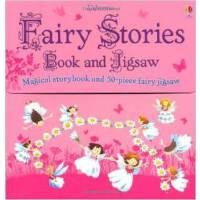 Fairy Stories Collection and Jigsaw童话故事与拼图套装