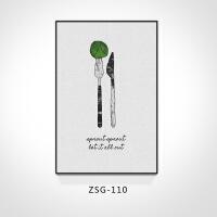 农家乐玄关墙画 餐厅简约蔬菜装饰画 厨房用品挂画 客厅旅馆壁画