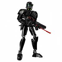 星球大战人偶人仔风暴士兵模型光剑机器人儿童拼装积木玩具男孩子 骑兵 106PCS