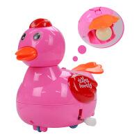 小鸡玩具会下蛋 宝宝上链发条玩具小动物会动会跑下蛋小鸭小鸡鳄章鱼经典
