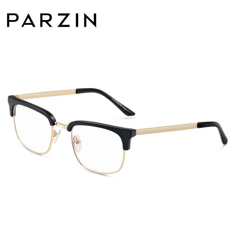 帕森眼镜架 TR90半框眼镜架 时尚男女眼镜架可配近视5051