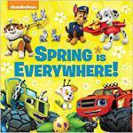 【预订】Spring Is Everywhere! (Nickelodeon) 9781524700676