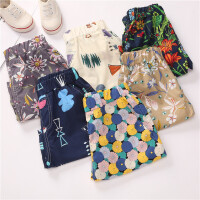 儿童夏季短裤男童女童五分裤宝宝童装打底裤沙滩裤