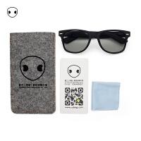 偏光3d眼镜立体高清电影院专用2副装