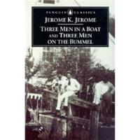 【正版二手书9成新左右】Three Men in a Boat & Three Men on the Bummel J