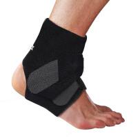 ENPEX乐士护脚2210弹性绷带护裸脚腕防护具乐士脚踝加压羽毛运动扭伤足篮球护踝