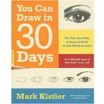 现货 英文原版30天学绘画 You Can Draw in 30 Days: The Fun, Easy Way to