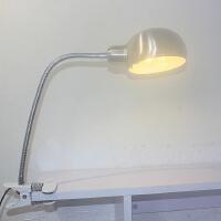 LED金属软管l夹子台灯化妆美容办公大学生阅读护眼书桌灯