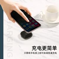 iphoneX苹果XS迷你充电器超薄大容量小巧便携iPhone Xs Max快充闪充小米vivo华为oppo手机三星专