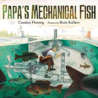 【预订】Papa's Mechanical Fish