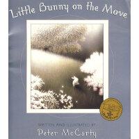 Little Bunny On The Move 小伯尼的迁移(纽约时报绘本奖) ISBN 9780805072594