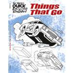 Tony Tallarico's QUICK DRAW Things That Go (【按需印刷】)