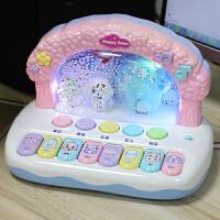 婴儿玩具6-12个月5女宝宝早教2-4男电子琴5儿童音乐0-1-3周岁