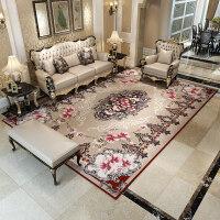 欧式地毯客厅沙发茶几床边毯卧室满铺家用北欧简约现代定制地垫k