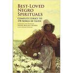 【预订】Best-Loved Negro Spirituals: Complete Lyrics to 178 Son