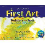 【预订】First Art for Toddlers and Twos