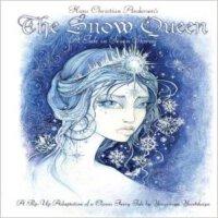 [现货]英文原版 The Snow Queen 白雪女王 立体书