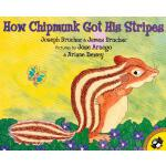 【预订】How Chipmunk Got His Stripes