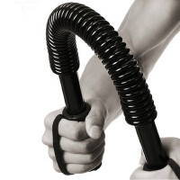臂力器30kg40公斤臂力棒握力棒扩胸肌训练健身器材