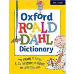 【预订】Oxford Roald Dahl Dictionary: From Aardvark to Zozimus,