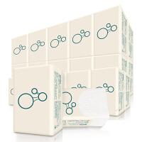 喜朗谷斑本色30包便携式3层加厚款手帕纸巾 德国工匠品质 柔韧细腻亲肤