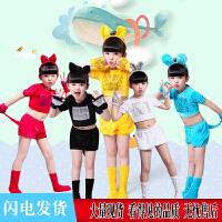 六一儿童小动物演出服幼儿园表演服装小兔子老鼠小猫咪小狗衣服女