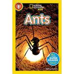 【预订】National Geographic Readers: Ants 9781426306082