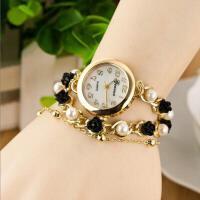 时尚创意女士手表 学生手表 罗马数字刻度表 石英手表