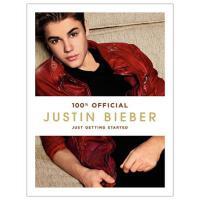 [现货]Justin Bieber Just Getting Started贾斯汀自传只是刚刚启程英文