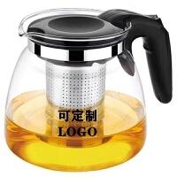 茶吧机保温茶壶玻璃耐热花茶杯功夫红茶杯过滤家用水壶泡茶壶茶具