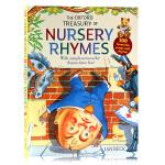 牛津童谣宝库The Oxford Treasury of Nursery Rhymes 英文原版绘本 儿童启蒙经典童谣