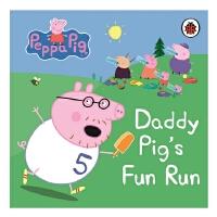 [现货]Peppa Pig: My First Storybook Daddy Pig's Fun Run (两个版本