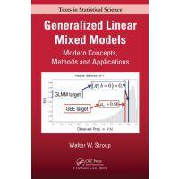【预订】Generalized Linear Mixed Models 9781439815120