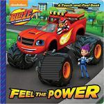【预订】Feel the Power (Blaze and the Monster Machines) 9780399