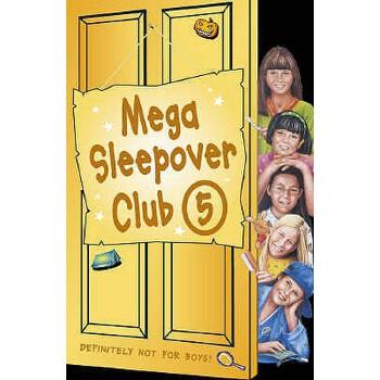 【预订】Mega Sleepover 5 (the Sleepover Club) 预订商品,需要1-3个月发货,非质量问题不接受退换货。