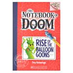 现货 NOTEBOOK OF DOOM, THE #1: PBK