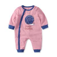 婴儿连体衣春秋哈衣宝宝连体衣婴儿衣服男婴儿春装连体衣满月服