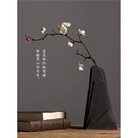 假花仿真花客厅家居摆设绢花花束装饰中式花艺