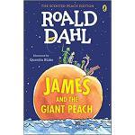 【预订】James and the Giant Peach: The Scented Peach Edition 97