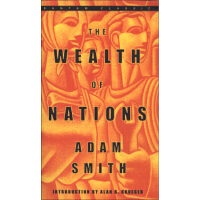 【二手书8成新】The Wealth of Nations (Bantam Classics国富论 英文原版 Adam