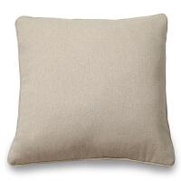 纯色亚麻抱枕沙发靠垫家用床头腰靠靠枕靠背方形棉麻抱枕套不含芯 拍一发二