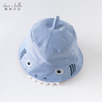 davebella戴维贝拉2020夏季新款男童帽子宝宝卡通造型帽DBX13774