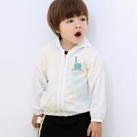 【直降价:89元】棉果果儿童防晒衣女薄款透气外套男童轻薄夏款