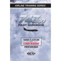 【预订】747-400 Pilot Handbook