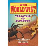 【预订】Tarantula vs. Scorpion 9780545301725