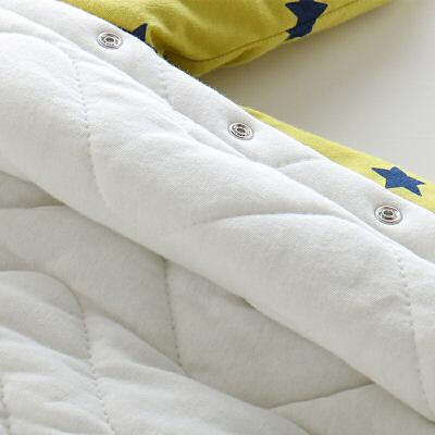婴儿连体衣秋冬季男女宝宝外出服加厚保暖哈衣冬装新生儿衣服
